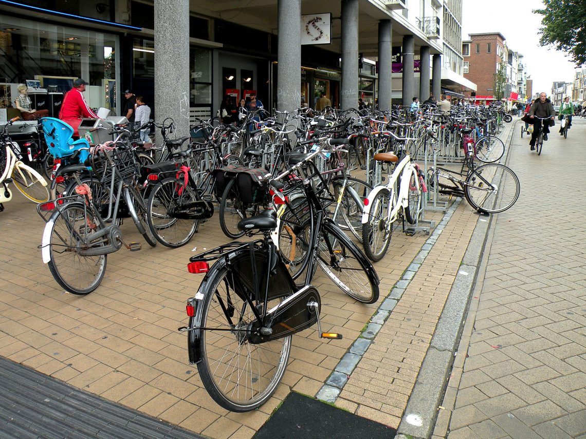 Groningen_bikes