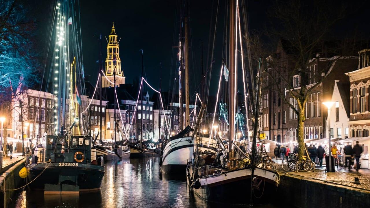 Groningen Weihnachtsmarkt.Pure Winter Gezelligheid Winterwelvaart The Northern Times
