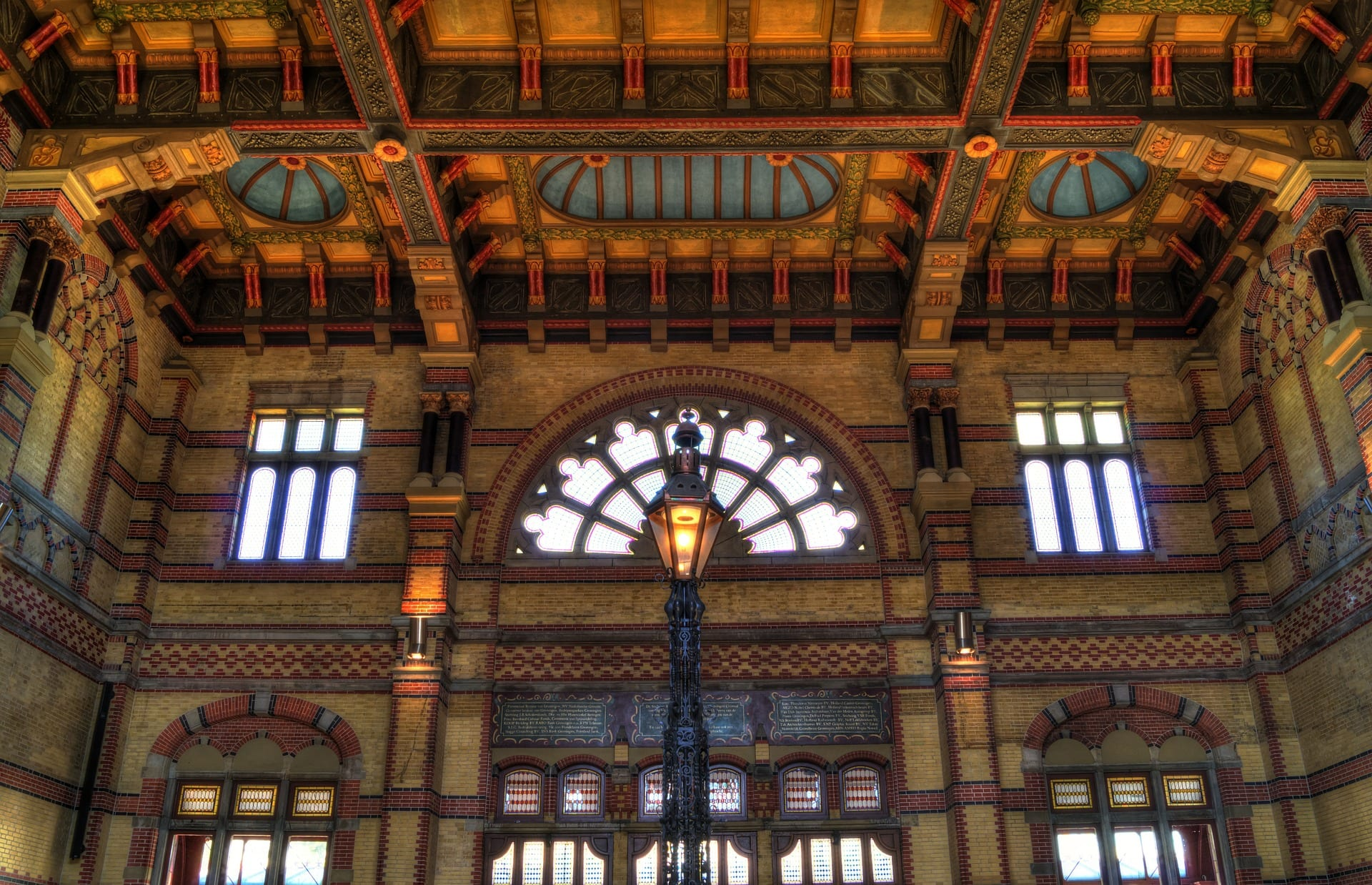 Groningen Central Named Most Beautiful Station In The Netherlands The Northern Times