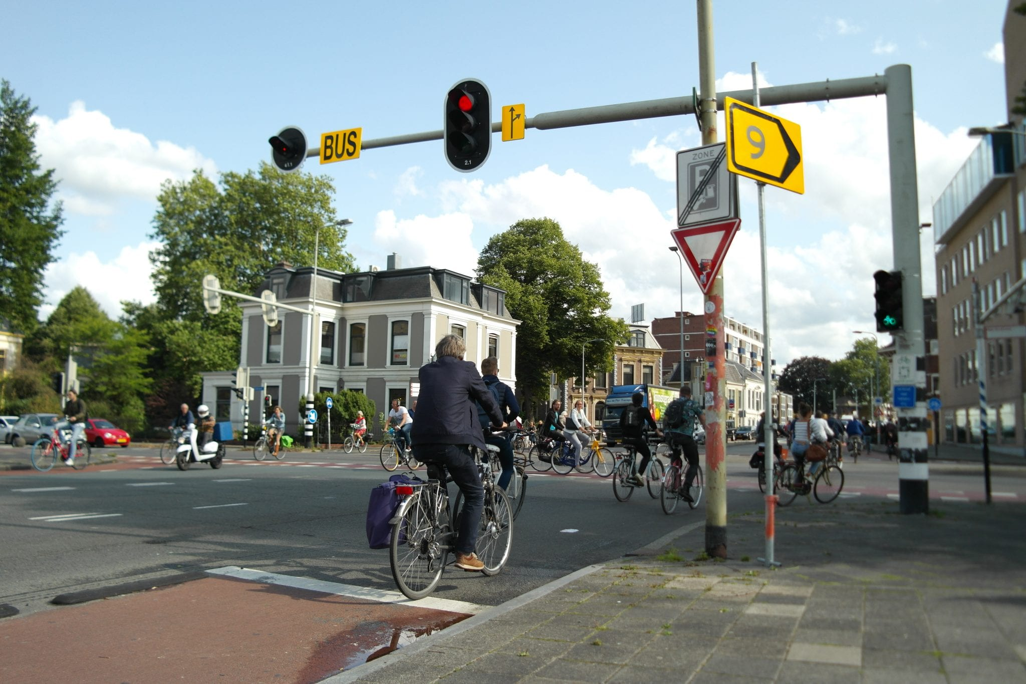 Find Out What Internationals Think About Cycling In Groningen Dutch