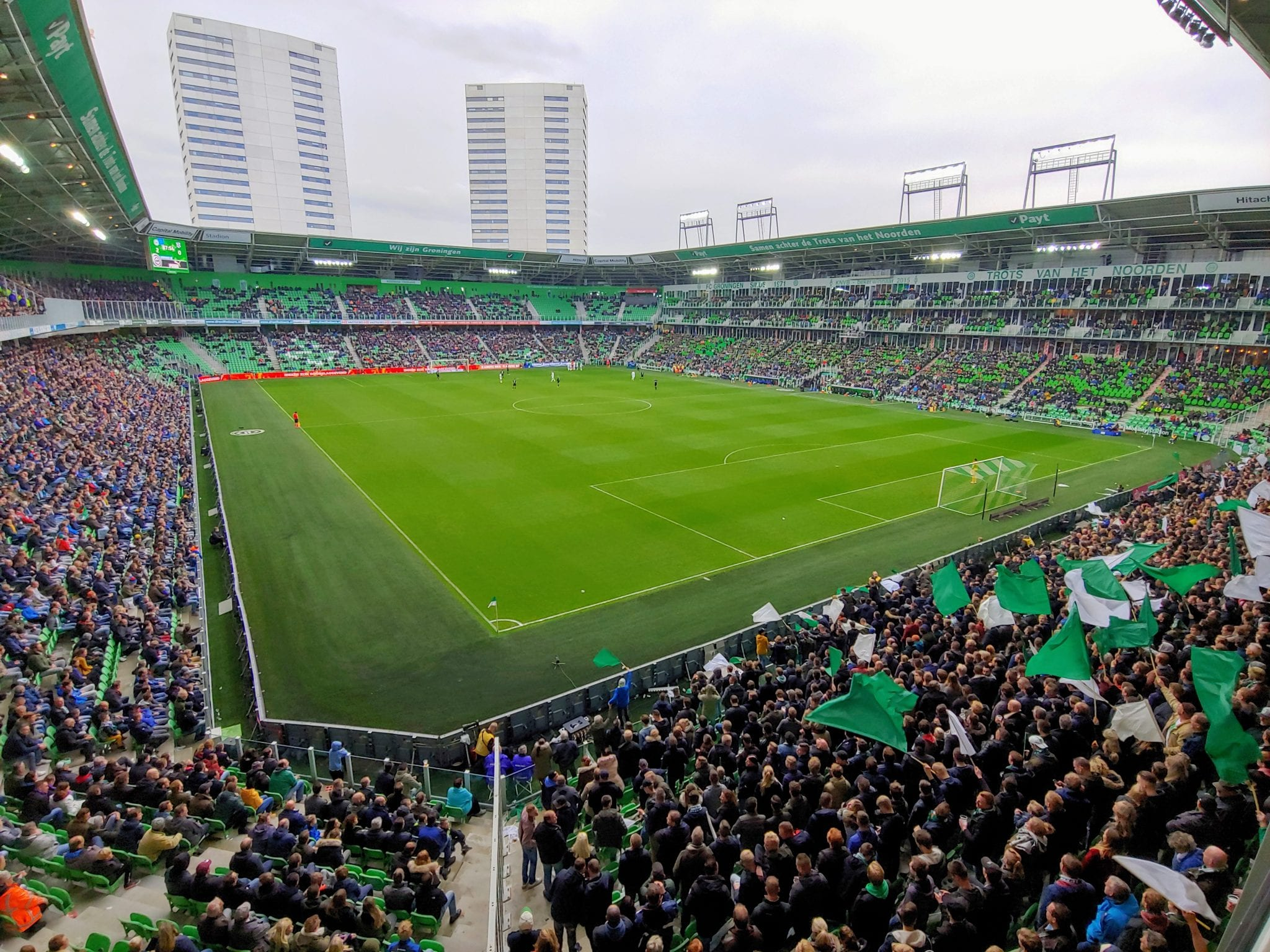 Fc Groningen In Hot Water Due To Coronavirus Outbreak The Northern Times